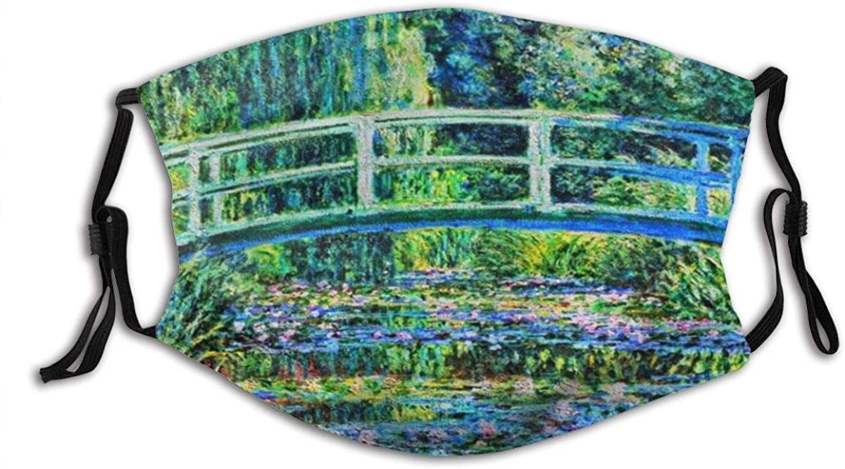 Monet face mask